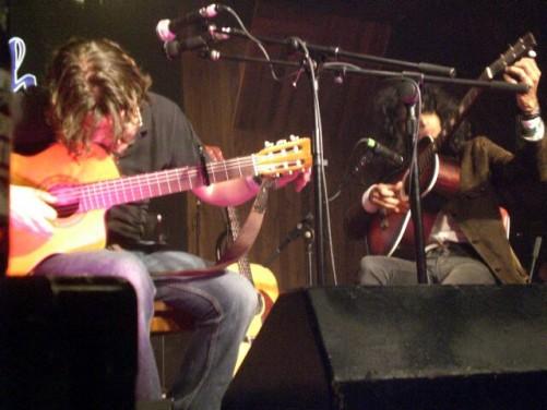 Lou Barlow and Imaas Wasif