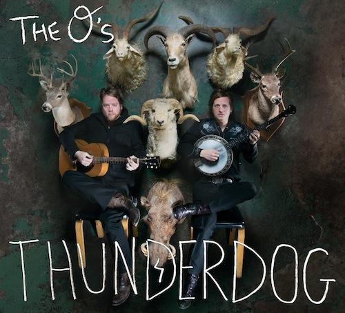 Thunderdog Cover Art