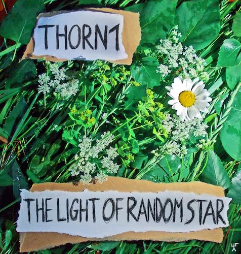 Thorn1 The Light Of Random Star Album Art