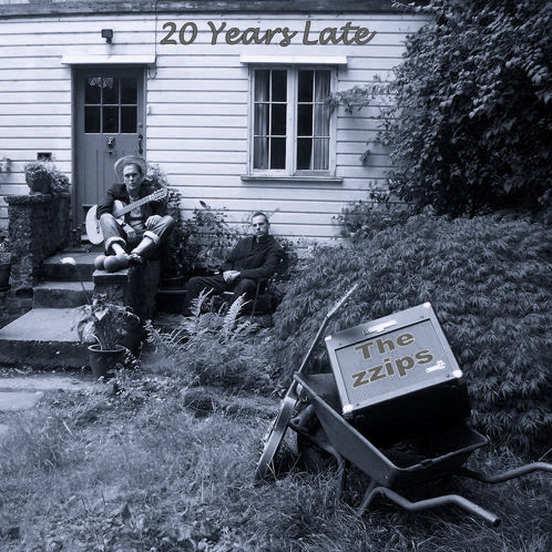 zzips 20 Years Late cover